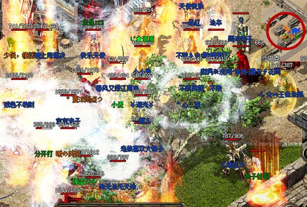 战士的烈火剑法侵略也是不错的